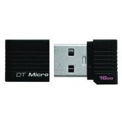 Pamięć USB Kingston DataTraveler Micro 16GB (DTMCK/16GB) Czarny