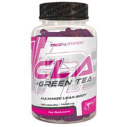TREC CLA + Green Tea 1440mg 90 Kaps