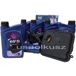 Filtr oraz olej MERCON-III automatycznej skrzyni biegów Jeep Wrangler 2003-