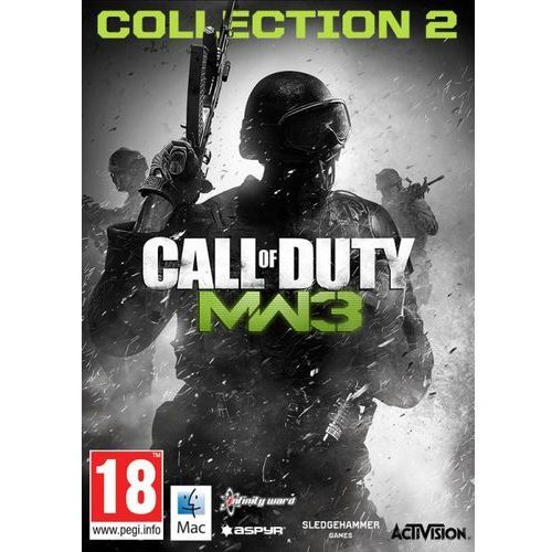 Kod aktywacyjny Gra MAC Call of Duty Modern Warfare 3 Collection 2