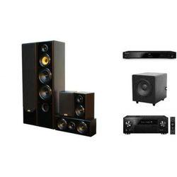 PIONEER VSX-831 + BDP-100 + TAGA TAV-606 v3 + TSW-120 - Kino domowe - Autoryzowany sprzedawca