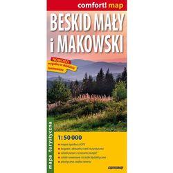 Beskid Mały i Makowski Laminowana mapa turystyczna 1:50 000 - Wysyłka od 3,99 - porównuj ceny z wysyłką
