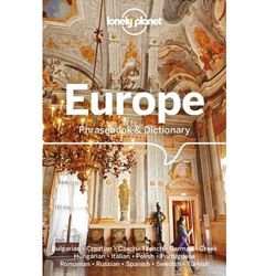 Lonely Planet Europe Phrasebook & Dictionary Lonely Planet