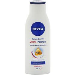 NIVEA 400ml Ukojenie i pielęgnacja balsam do ciała skóra bardzo sucha