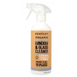 Środek do Czyszczenia Szyb i Luster - Spray na bazie octu i cytrusów - 500ml - BENTLEY ORGANIC