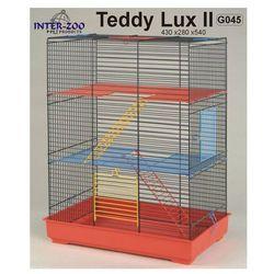 Inter-Zoo klatka dla chomika Teddy Lux II