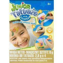 Aqua Studio Junior Tatuaże dla chłopców