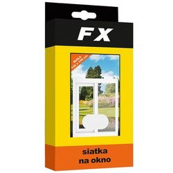 Siatka przeciw owadom na okno 130x150 cm Bros