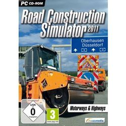 Road Construction Simulator 2011 (PC)