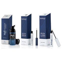 RevitaLash Zestaw: Hair Advanced 46ml + RevitaBrow Advanced 3,0ml + Eyelash Conditioner Advanced 3,5ml