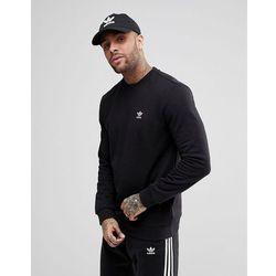 56b5361311208 adidas originals trefoil sweatshirt ab7598 black w kategorii Bluzy ...