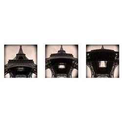 Eiffel Tower (Tryptyk) - reprodukcja