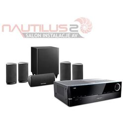 HARMAN KARDON AVR 151S + HKTS 5 + HDMI 150 Pure Acoustics GRATIS! - Dostawa 0zł! - Raty 3x0% w Sygma bank!