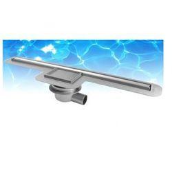 OMNIRES BALTIC Odpływ liniowy 75cm, inox BA0750