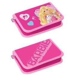 Piórnik STARPAK 308373 Barbie 2 klapki z wyposażeniem