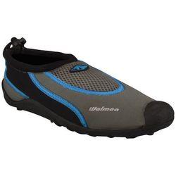 Buty do wody Waimea - Popielaty/Niebieski
