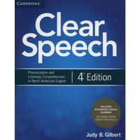 Clear Speech Student's Book with Integrated Digital Learning (opr. miękka)
