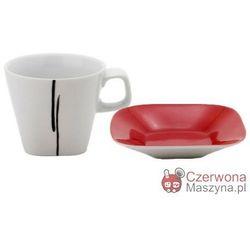 Filiżanka do cappuccino ze spodkiem Kahla CUMULUS Osaka 250 ml