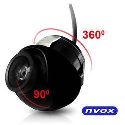 NVOX CM360 Samochodowa kamera cofania obrotowa o 360 stopni