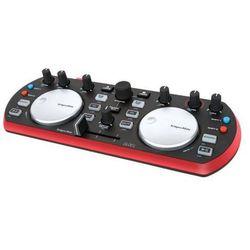 Domowy kontroler DJ KRUGER&MATZ DJ001 + DARMOWY TRANSPORT! + Zamów z DOSTAWĄ JUTRO!