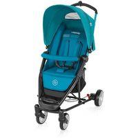 Baby Design Enjoy, wózek spacerowy, Turkus 05 2016 Darmowa dostawa do sklepów SMYK