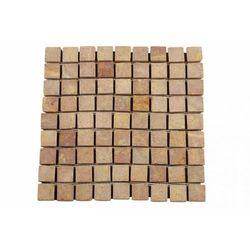DIVERO Mozaika, Kafelek czerwony marmur 30x30 cm