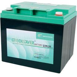 Akumulator żelowy Greensaver SP50-12, SP36-12, 12 V, 50 Ah