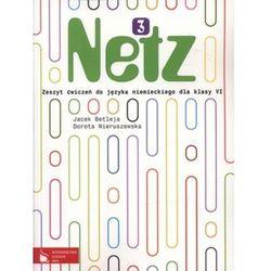 Język niemeicki, klasa 6, Netz 3, zeszyt ćwiczeń, WSZPWN (opr. miękka)