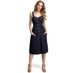 86804a4d63 suknie sukienki lacoste live sukienka letnia rose bush (od Letnia ...