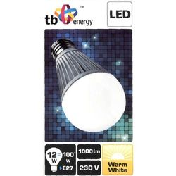 Żarówka LED TB Energy E27 230V 12W biały ciepły 1000 lumenów