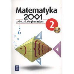 Matematyka 2001. Klasa 2. Podręcznik z płytą CD-ROM (opr. miękka)