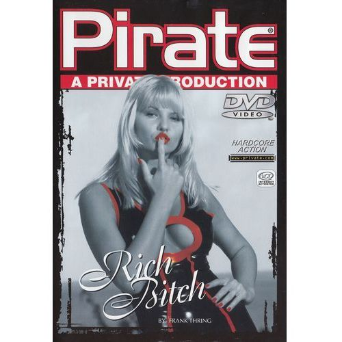 DVD Pirate Rich Bitch