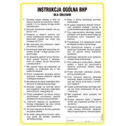 Instrukcja BHP dla odlewni