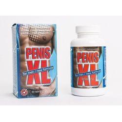 Penis XL tabletki powiększające penisa 60 tabl.