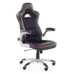Krzeslo biurowe czarne – obrotowe – siatka - dla graczy - MASTER
