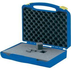 Walizka narzędziowa z wkładem piankowym (SxWxG) 280 x 250 x 85 mm, Kolor: Niebieski