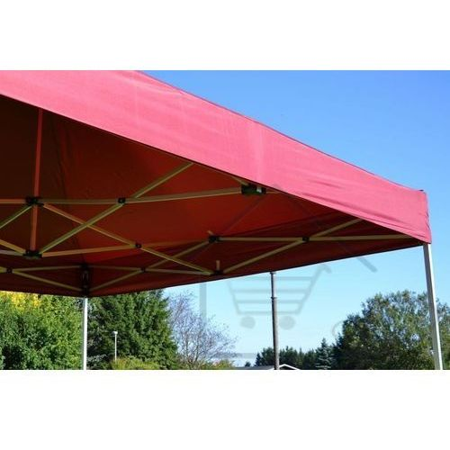 Namiot ogrodowy 3x3 m automatyczny Profi, bordowy pawilon