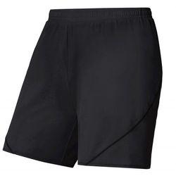 Odlo DEXTER Spodnie do biegania Mężczyźni czarny Przy złożeniu zamówienia do godziny 16 ( od Pon. do Pt., wszystkie metody płatności z wyjątkiem przelewu bankowego), wysyłka odbędzie się tego samego dnia.