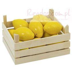 Owoce w skrzynce, cytryny, 10 elementów.
