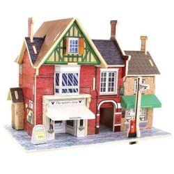 Anek, puzzle 3D, sklep odzieżowy Darmowa dostawa do sklepów SMYK
