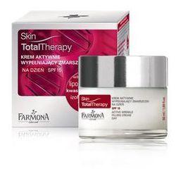 Skin Total Therapy Krem aktywnie wypełniający zmarszczki na dzień SPF15 /50ml