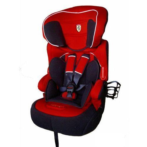 Fotelik samochodowy 9-36 kg TeamTex Beline SP Ferrari Furia