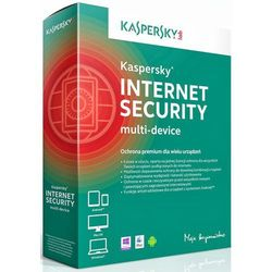 Kaspersky Internet Security 2015 ENG 5 PC/12 Miec ESD