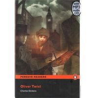 Oliver Twist Plus MP3 CD (opr. miękka)
