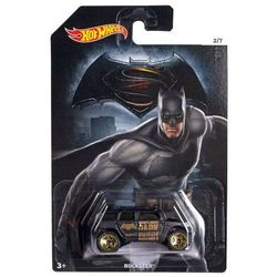 HOT WHEELS Batman V Superman samochód - HOT WHEELS