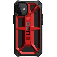 UAG Monarch pancerna obudowa ochronna na iPhone 12 mini (Crimson)