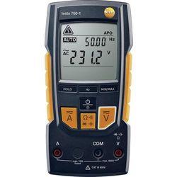 Multimetr cyfrowy testo 760-1, 0590 7601