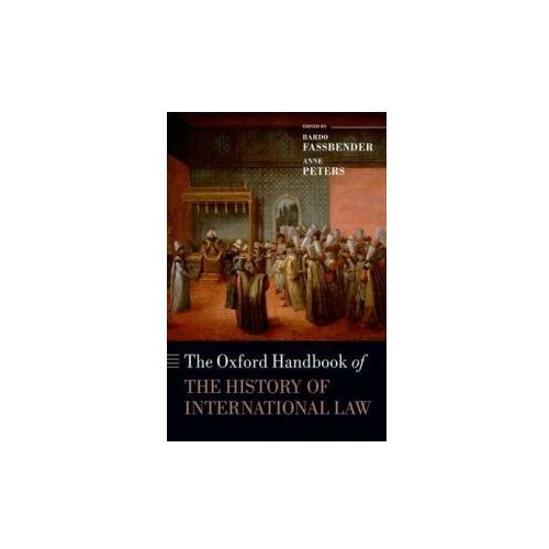 history of the international law Towards a global history of international law editor's note 289 how much interdisciplinarity would (and could) there be, if we think of interdis.