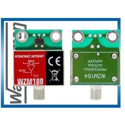 Wzmacniacz antenowy ceramiczny 30dB WZM180