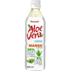 PERSONAL 500ml Napój z aloesem Mango aż 30% Aloe Vera